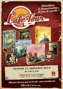 Café tour Septembre 2015