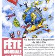Le réseau des ludothèques d'Angoulême organise chaque année la Fête mondiale du jeu. Cette année, elle aura lieu en plein air au Jardin vert d'Angoulême le samedi 28 mai de […]