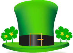 Samedi 17 mars : Journée Saint-Patrick